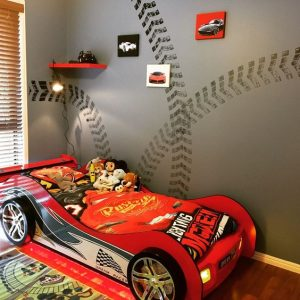 kinderkamer cars thema