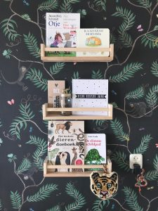 babykamer trends 2019 nature behang